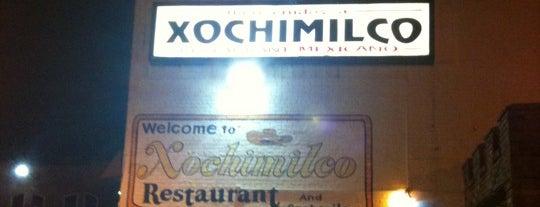 Xochimilco Restaurant is one of Best Margarita.