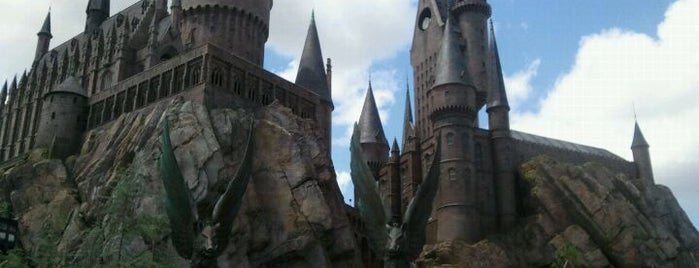 Harry Potter and the Forbidden Journey / Hogwarts Castle is one of Must Ride Roller Coasters.