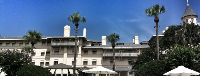 Jekyll Island Club Hotel is one of Hotels and Resorts.