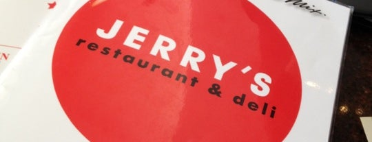 Jerry's Famous Deli is one of LA eats.
