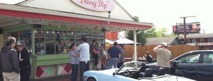 Bobbie's Dairy Dip is one of Nashville Restaurants.