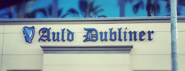 The Auld Dubliner is one of Restaurant.com Dining Tips in Los Angeles.