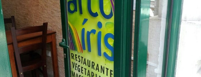 Arco Íris is one of Vegetarians / Vegans in Lisbon.
