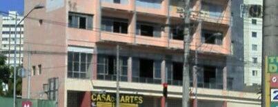 Teatro Casa das Artes is one of Teatros & Cinemas,etc..