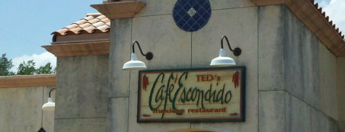 Ted's Cafe Escondido - Edmond is one of Top Restaurants.