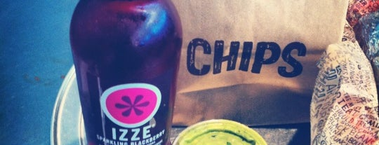 Chipotle Mexican Grill is one of Miami's must visit!.