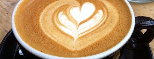 Fred & Fran is one of Hackney Coffee, yeah!.