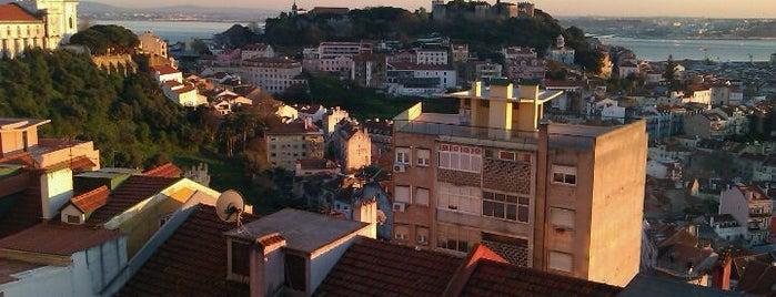 Miradouro da Senhora do Monte is one of Lisboa May13.