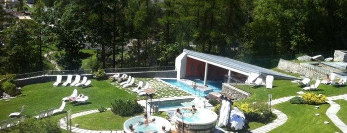 Grand Hotel Bagni Nuovi is one of PIBWTD.