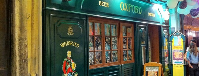 Oxford Pub is one of Ницца.