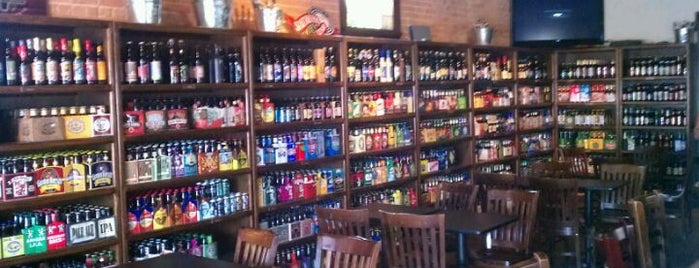 World Beer Company Bottle Shop is one of DFW Craft Brew Stores.