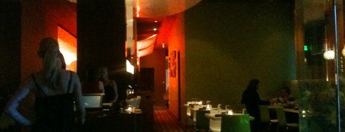 The Corner Office Restaurant & Martini Bar is one of 5280's Best Bars in Denver.