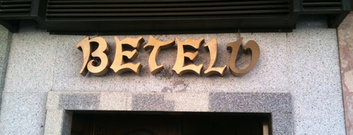 Betelu is one of Comer en Madrid.