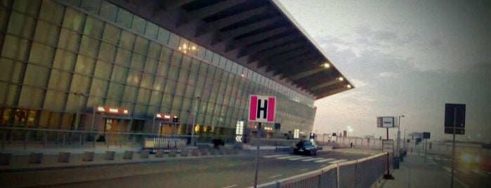 Varşova Chopin Havalimanı (WAW) is one of Airports in Europe, Africa and Middle East.