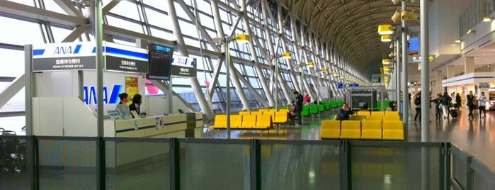 Kansai International Airport (KIX) is one of World Airports.