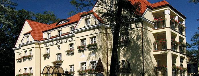 Villa Baltica is one of Noclegi i SPA #4sqcities.