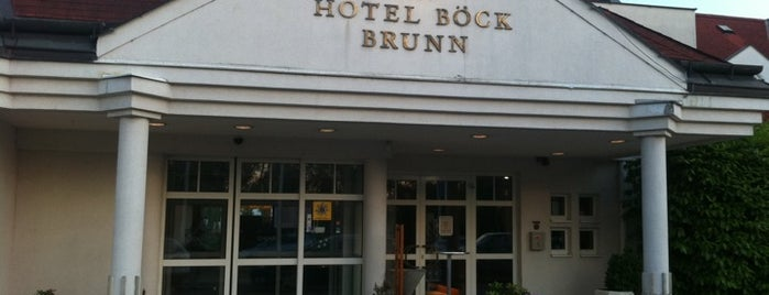 Hotel Böck is one of Hotels.