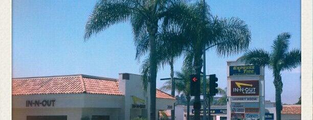 In-N-Out Burger is one of Viva La Vista!.