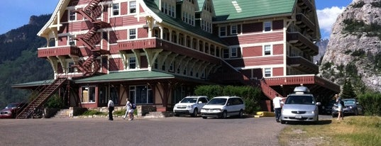 Prince Of Wales Hotel is one of Canada Favorites.