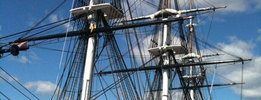 USS Constitution Museum is one of Aquariums, Museums and Zoos in Boston.