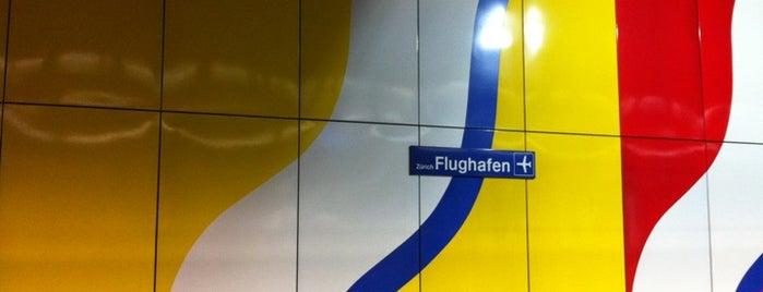 Zurich Airport Railway Station is one of Bahnhöfe.