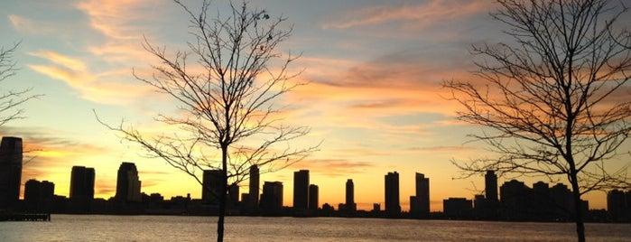 Hudson River Park Run is one of Joggernaut NY.