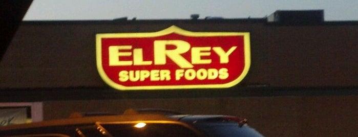 El Rey Market is one of MKE Downtown.