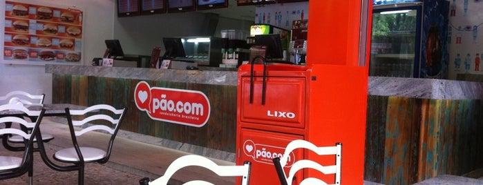 Amo Pão.com is one of Melhores restaurantes de BH.