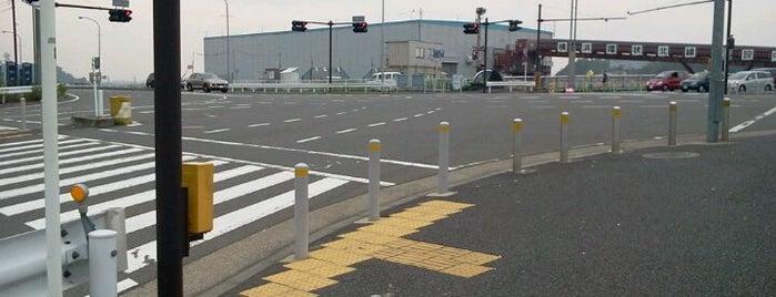 鳥山大橋際 交差点 is one of 新横浜マップ.
