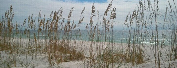 Pensacola Beach is one of The 50 Most Popular Beaches in the U.S..