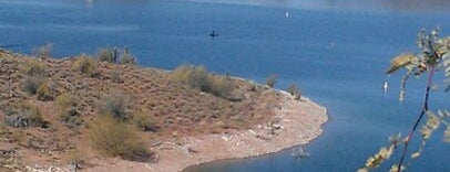 Lake Pleasant Regional Park is one of Maricopa County Parks.