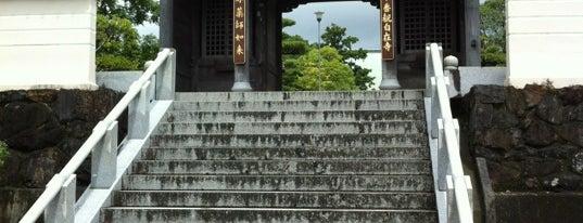 平城山 薬師院 観自在寺 (第40番札所) is one of 四国八十八ヶ所霊場 88 temples in Shikoku.