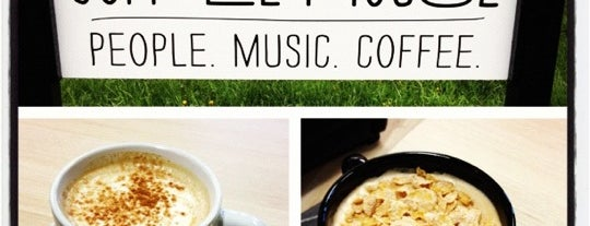 Accelerando Coffee House is one of Bon appetite!.