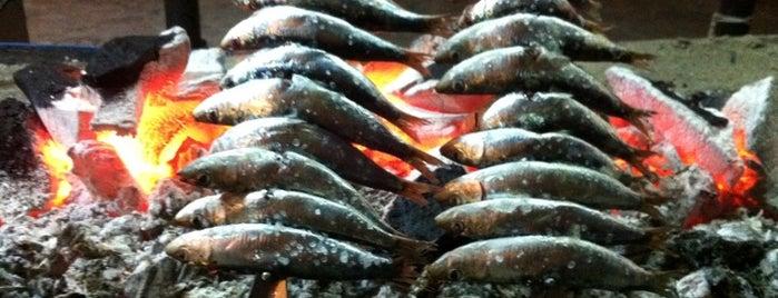 Chiringuito-Playa El Sardiná is one of 20 favorite restaurants.