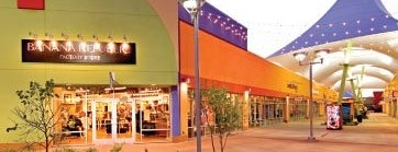 The Outlet Shoppes at Oklahoma City is one of Oklahoma City's Best!  #visitUS.