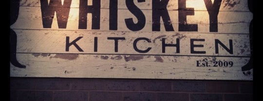 Whiskey Kitchen is one of Nashville to-do.