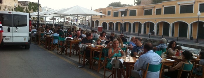 Cafè Balear is one of Menorca 15 days guide.