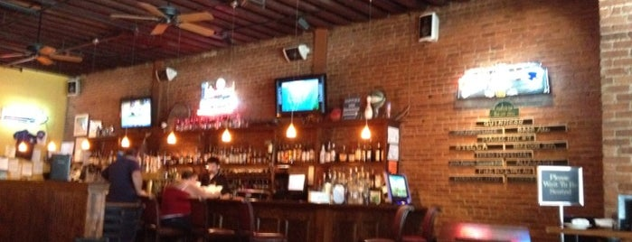 Porters Bar and Grill is one of My favorite places.