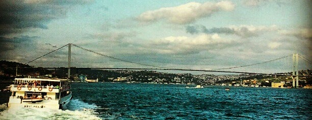 İstanbul Boğazı is one of Istanbul City Guide.