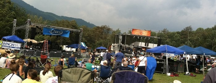 Grandfather Mountain Campground is one of CWPR Clients.