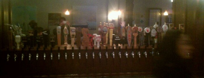 Naked City Brewery & Taphouse is one of Draft Mag's Top 100 Beer Bars (2012).
