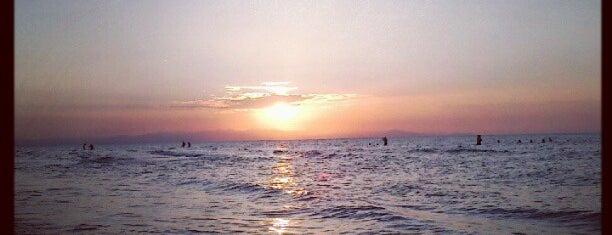 Pirşağı çimərliyi is one of Absheron Beaches.