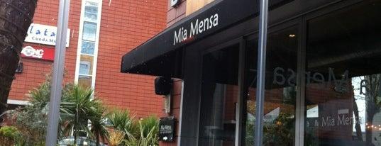 Mia Mensa is one of Yazin istanbul :).