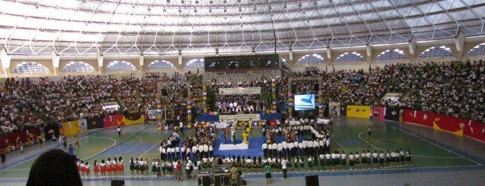 Ginásio Poliesportivo Ronaldo Cunha Lima (Ronaldão) is one of João Pessoa #4sqCities.
