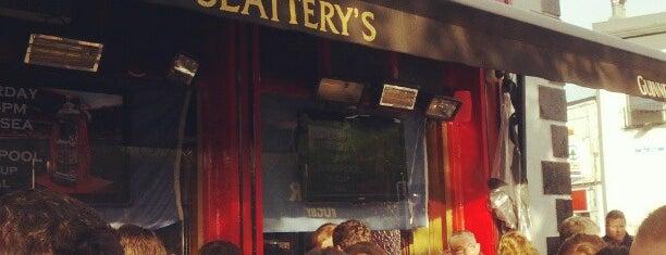 Slattery's is one of PIBWTD.