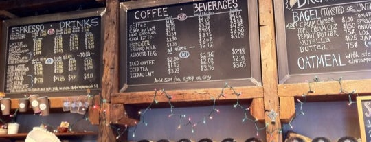 Think Coffee is one of Hipster Coffee Shop Explosion.