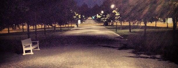 Hämeenpuisto is one of Harrasteet, puistot & muut mestat.