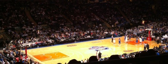 Madison Square Garden is one of NYC's Midtown.