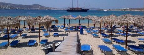 Martselo Beach is one of Paros Top.