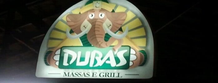 Duba's Massas e Grill is one of Favorite Food.